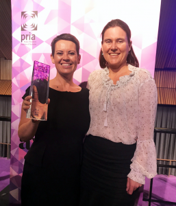 Sauce Communications takes home second Australian Medium Consultancy of the Year title at national PR awards